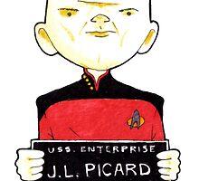 J-L. Picard, Lineup  by Bantambb