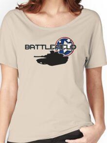 Battlefield - Abrams Hammer Women's Relaxed Fit T-Shirt