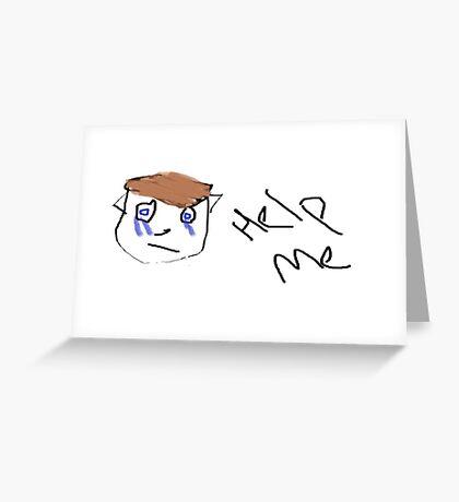 Mr. Prezidentte Greeting Card