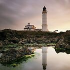 Corsewall Lighthouse by Grant Glendinning
