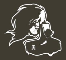 Harlock by alexMo