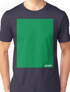 Green Square Unisex T-Shirt