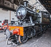 Didcot Railway Centre In HDR by Simon Lawrence