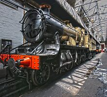 Steam Locomotive HDR II by Simon Lawrence