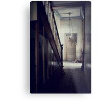 Empty Hallway Metal Print