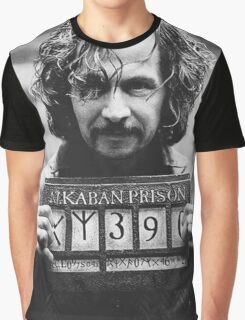 Sirius Black. Graphic T-Shirt