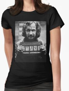 Sirius Black. Womens Fitted T-Shirt