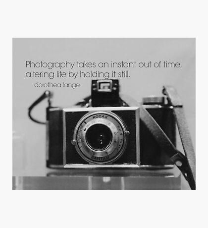 Photography Dorothea Lange Photographic Print