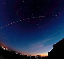 ISS by Fabio Bandera
