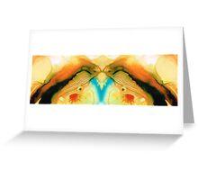 Namaste - Divine Art By Sharon Cummings Greeting Card