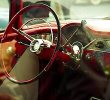 Vintage dashboard by htrdesigns