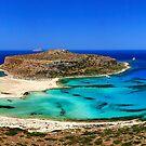Panorama of Balos by Hercules Milas