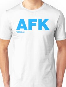 AFK Unisex T-Shirt
