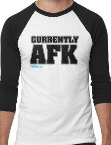 Currently AFK Men's Baseball ¾ T-Shirt