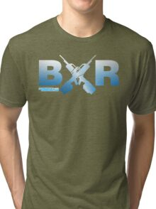 BXR Battle Rifle Tri-blend T-Shirt