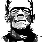 Frankenstein by burrotees