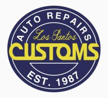 Los Santos Customs Kids Clothes