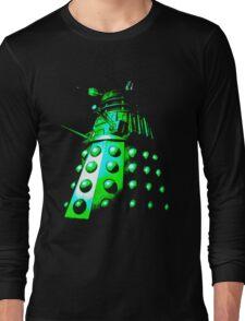 Dalek Gamma – Green Long Sleeve T-Shirt