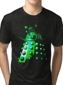 Dalek Gamma – Green Tri-blend T-Shirt
