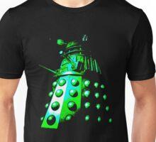 Dalek Gamma – Green Unisex T-Shirt