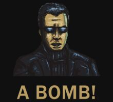 Deus Ex - A Bomb! by kane112esimo