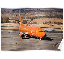 Flymango.com - Boeing 737-8BG Poster