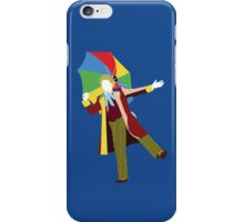 The Sixth Doctor - Doctor Who iPhone Case/Skin