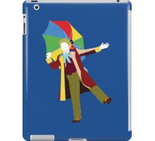 The Sixth Doctor - Doctor Who iPad Case/Skin