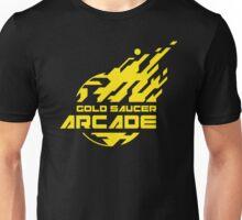 GOLD SAUCER ARCADE Unisex T-Shirt