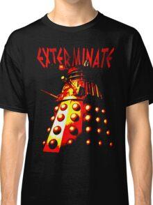 Dalek Gamma – Exterminate! Classic T-Shirt