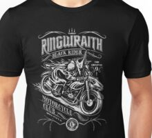 Black Rider Motorcycle Club Unisex T-Shirt