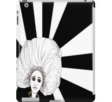 A'fro for my foe.  iPad Case/Skin