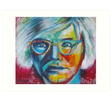 The Genius of Andy Warhol Art Print