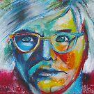 The Genius of Andy Warhol by mehandi