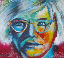 The Genius of Andy Warhol by mehandi