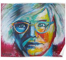 The Genius of Andy Warhol Poster