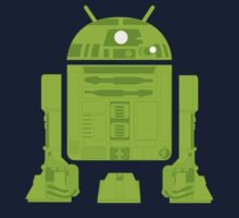Well Put Together Droid by Coleman Reyna