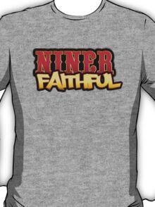 Niner Faithful T-Shirt