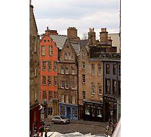 Victoria Street, Edinburgh Photographic Print