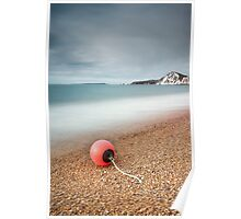 Worbarrow Bay Buoy Poster