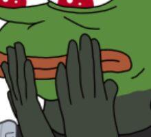 Blurryface Pepe meme Sticker