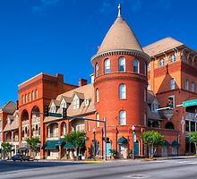 Americus Windsor - Grand Old Victorian Hotel by Mark Tisdale