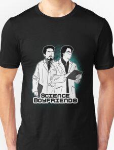 Science Boyfriends - Minimalistic T-Shirt