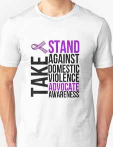 Stand Against Domestic Violence T-Shirt