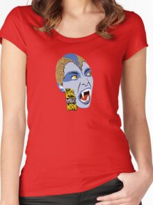The Lair of the White Worm Women's Fitted Scoop T-Shirt