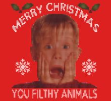Merry christmas you filthy animals by viperbarratt