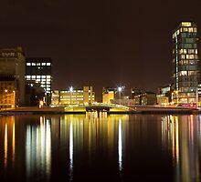 Dublin City Docklands by DanButlerPhoto