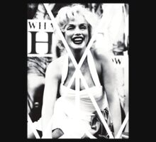 Marilyn Monroe I | The Wighte Collection | Wight.com by FreshThreadShop