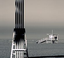 Beach Chair by Harlan Mayor