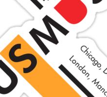 Hausmusik Sticker